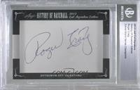 Roger Craig [Cut Signature]