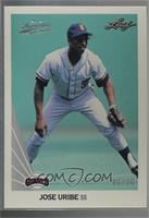 Jose Uribe Baseball Cards