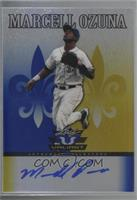 Marcell Ozuna [Noted] #/25