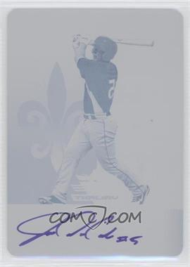 2012 Leaf Valiant - [Base] - Printing Plate Magenta #VA-JDC - Joe DeCarlo /1