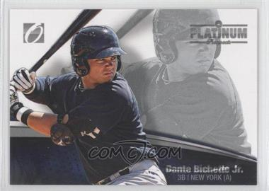 2012 Onyx Platinum Prospects - [Base] #PP06 - Dante Bichette Jr. /500