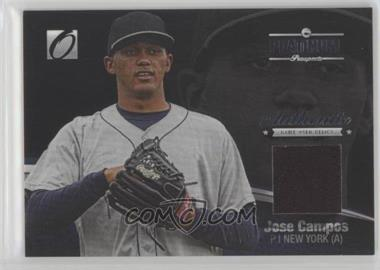 2012 Onyx Platinum Prospects - Game-Used Materials #PPGU04 - Jose Campos /100