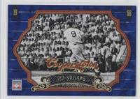 Ted Williams #/499