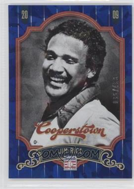 2012 Panini Cooperstown - [Base] - Blue Crystal Collection #64 - Jim Rice /499