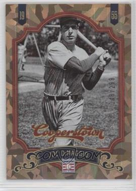2012 Panini Cooperstown - [Base] - Crystal Collection #113 - Joe DiMaggio /299