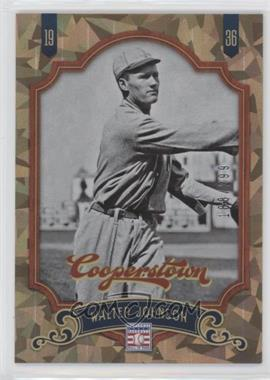2012 Panini Cooperstown - [Base] - Crystal Collection #2 - Walter Johnson /299