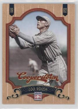 2012 Panini Cooperstown - [Base] #165 - Edd Roush