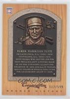 Elmer Flick #/599