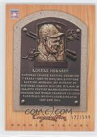 Rogers Hornsby /599