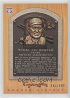Cal Hubbard /599