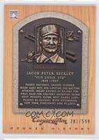 Jake Beckley /599