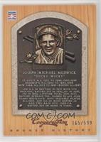 Joe Medwick /599