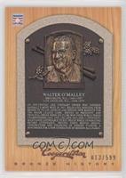 Walter O'Malley /599