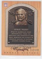 George Wright /599