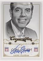 Gene Elston #/500