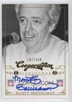 Marty Brennaman /500