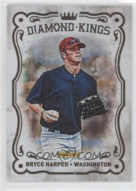 2012 Panini Diamond Kings - [???] #BK2 - Bryce Harper