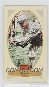 2012 Panini Golden Age - [Base] - Broad Leaf Mini Brown Back #9 - Joe Jackson
