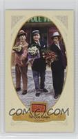 The Three Stooges, Moe Howard, Larry Fine, Curly Howard