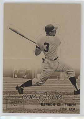 2012 Panini Golden Age - Batter-Up #5 - Harmon Killebrew