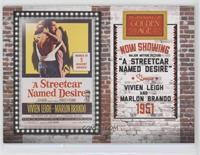 Marlon Brando, Vivien Leigh /60