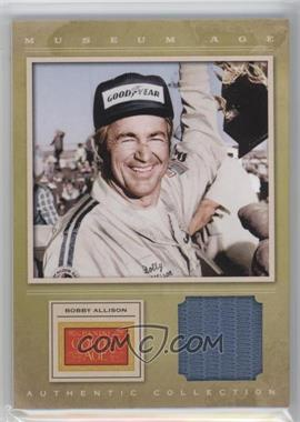 2012 Panini Golden Age - Museum Age Authentic Collection Material #19 - Bobby Allison, TBD