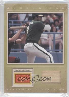 2012 Panini Golden Age - Museum Age Authentic Collection Material #23 - Reggie Jackson
