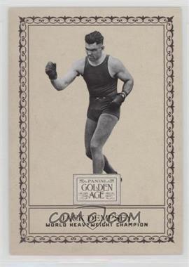 2012 Panini Golden Age - Newark Evening World Supplement #1 - Jack Dempsey