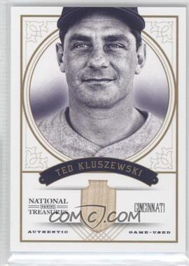2012 Panini National Treasures - [Base] #148 - Ted Kluszewski /99