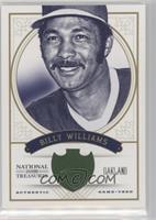 Billy Williams #/25