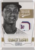 Starlin Castro [EX to NM] #/8