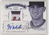 Will Middlebrooks #/7