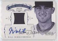Will Middlebrooks #/25