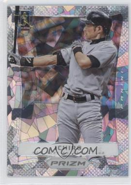 2012 Panini Prizm - [Base] - National Convention Cracked Ice #25 - Ichiro Suzuki