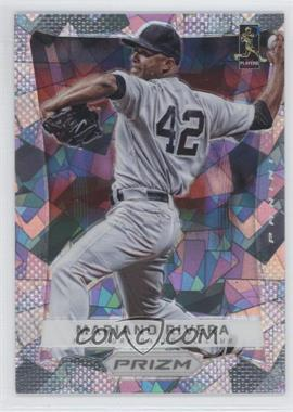 2012 Panini Prizm - [Base] - National Convention Cracked Ice #32 - Mariano Rivera