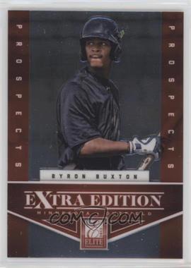 2012 Panini Prizm - Elite Extra Edition #EEE2 - Byron Buxton