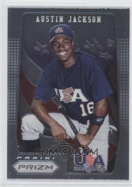 2012 Panini Prizm - USA Baseball #USA10 - Austin Jackson