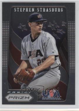 2012 Panini Prizm - USA Baseball #USA4 - Stephen Strasburg
