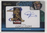 Jemile Weeks #/299