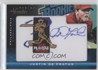 Justin De Fratus #/299