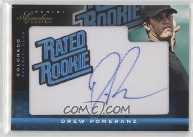 2012 Panini Signature Series - [Base] #114 - Drew Pomeranz /299