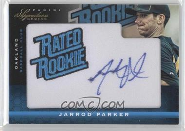 2012 Panini Signature Series - [Base] #120 - Jarrod Parker /299