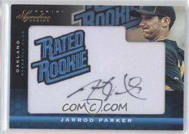 2012 Panini Signature Series - [Base] #120 - Jarrod Parker /299
