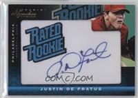 Justin De Fratus Rangers