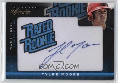 2012 Panini Signature Series - [Base] #145 - Tyler Moore /299