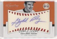 Gaylord Perry #/25