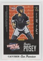 Puzzle - Buster Posey