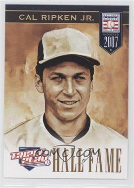 2012 Panini Triple Play - [Base] #273 - Cal Ripken Jr.