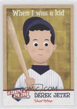 2012 Panini Triple Play - [Base] #286 - Derek Jeter