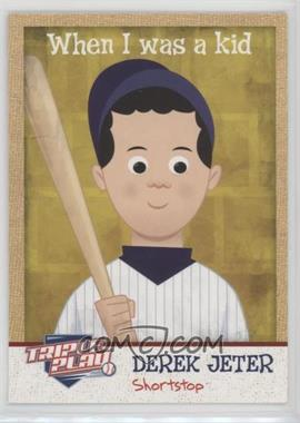 2012 Panini Triple Play - [Base] #286 - Derek Jeter